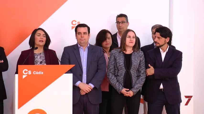 """Cs presenta al equipo con el que """"luchará"""" por la provincia"""