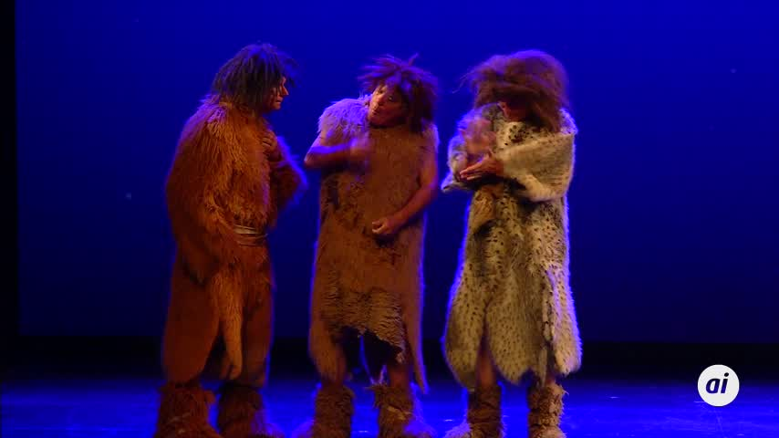 Tricicle presenta su 'Hits' en el Teatro Lope de Vega