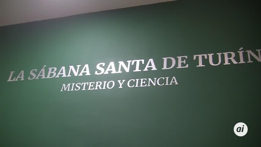 Exposición sobre la Sábana Santa de Turín en el Museo de Chiclana