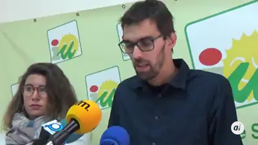 IU pide al alcalde de El Puerto que dimita y estudia romper el pacto
