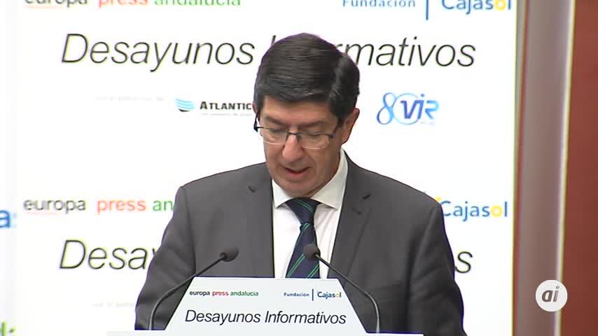 Marín anima al PSOE-A a plantear más cambios en el Estatuto