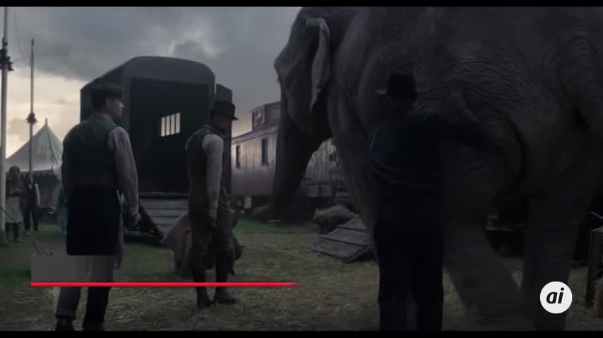'Dumbo' y las comedias 'Las invisibles', estrenos de esta semana