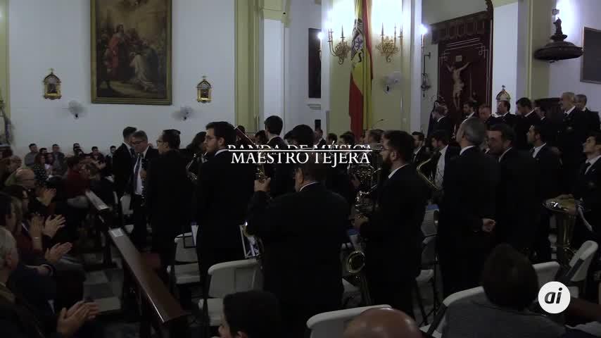 San Francisco se llena para escuchar la Banda del Maestro Tejera