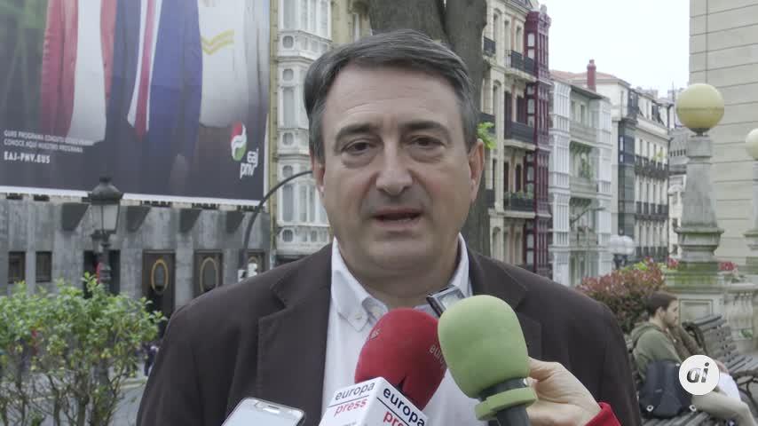 El PNV no aceptará la supeditación de Ertzaintza a las FSE