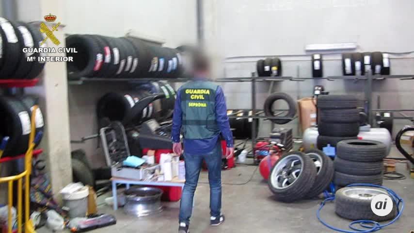 Investigan a una empresa de neumáticos por apropiación indebida