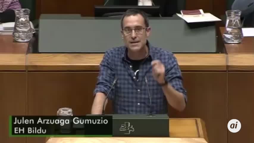 Bildu compara con 'nazis de Nuremberg' a Policía y Guardia Civil