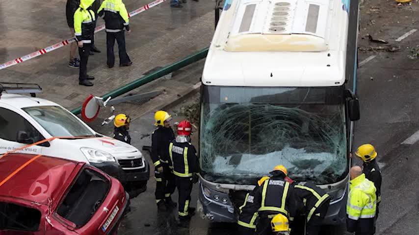 """""""Nuestra misión era salvar la vida del conductor a pesar del pánico"""""""