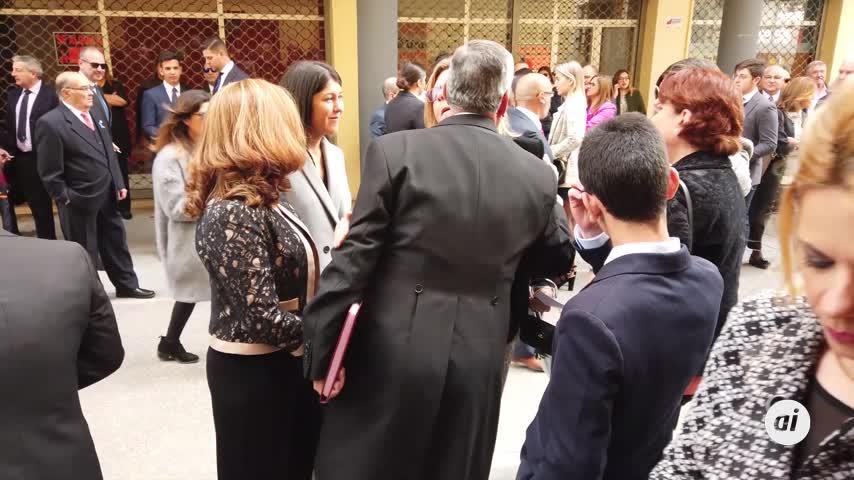 """Juan Carlos Muñoz: """"Somos cristianos y nos apellidamos cofrades"""""""