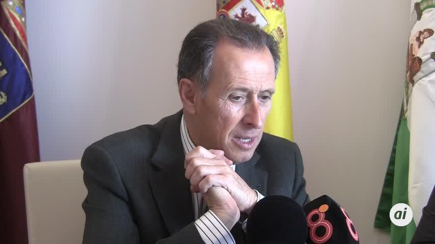 Román recibe a Daniel Sánchez Ayala, nuevo presidente de AJE Cádiz
