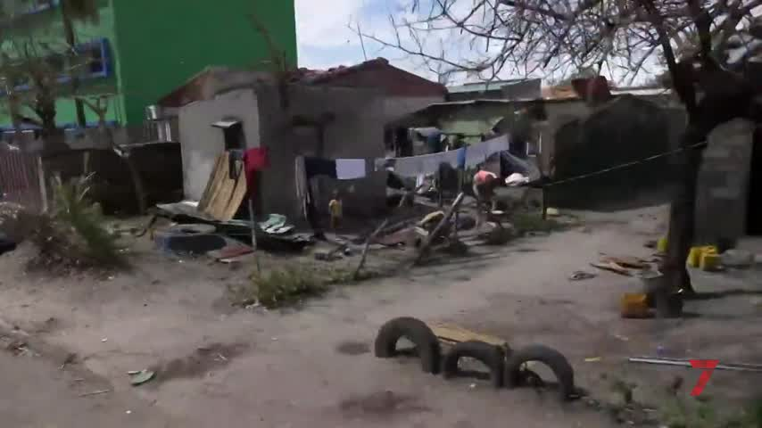 Jerez no olvida lo ocurrido tras el ciclón Idai en Mozambique