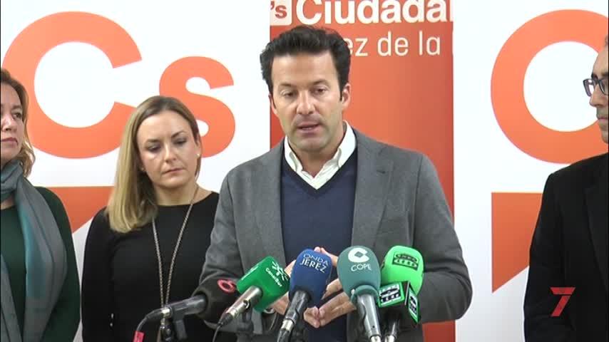 """Carlos Perez, """"con ilusión y ganas"""" de """"ir a por todas"""" el 26-M"""