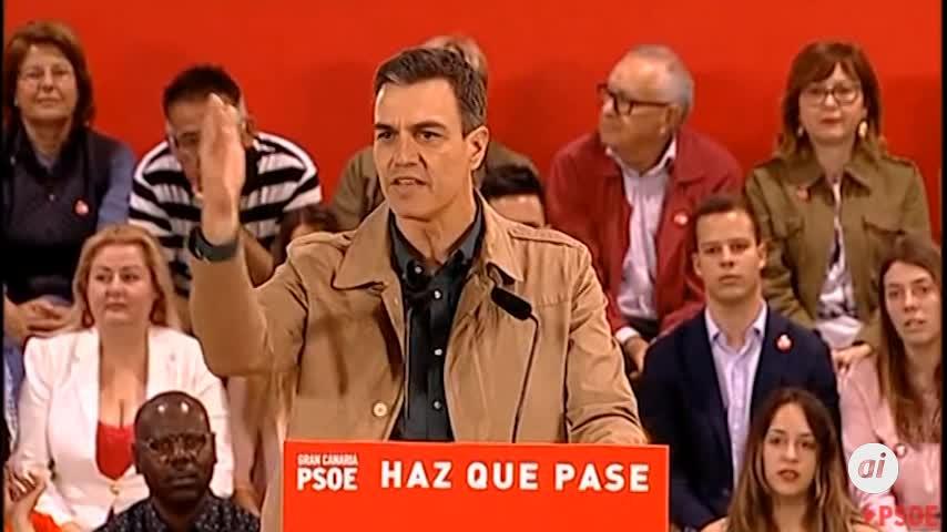 Sánchez hablará con el independentismo sólo dentro de la Constitución
