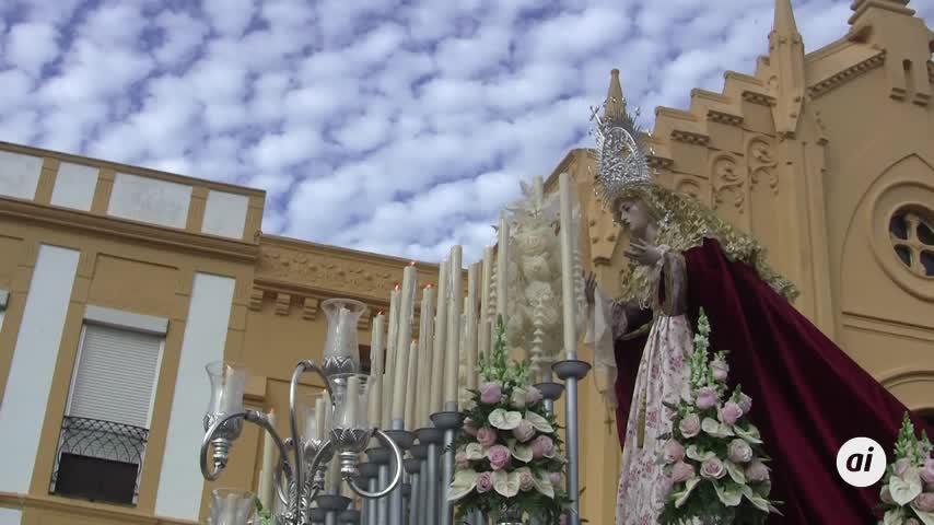 Oración del Huerto regresó a La Banda tras un año de paréntesis