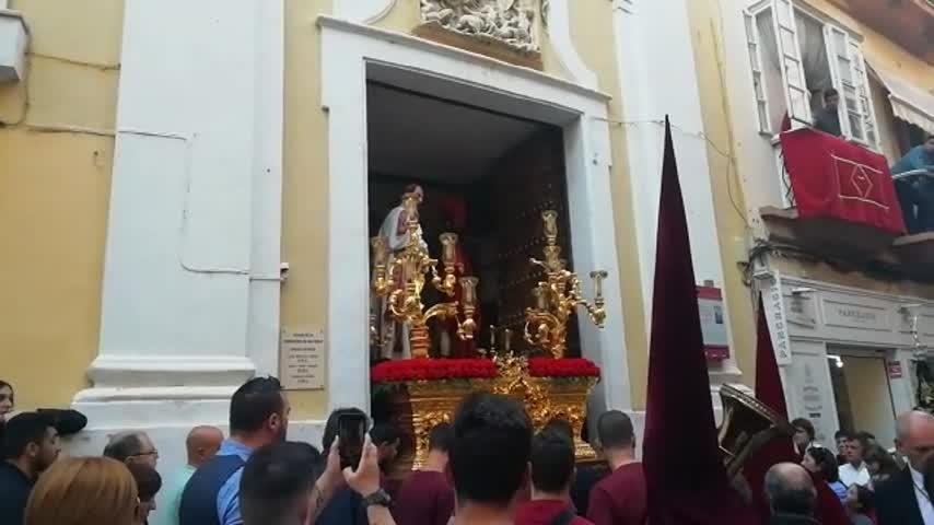 La Cofradía de San Pablo fue el broche de oro del Martes Santo