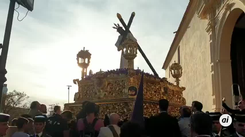 Huelva se hace Pasión desde San Pedro
