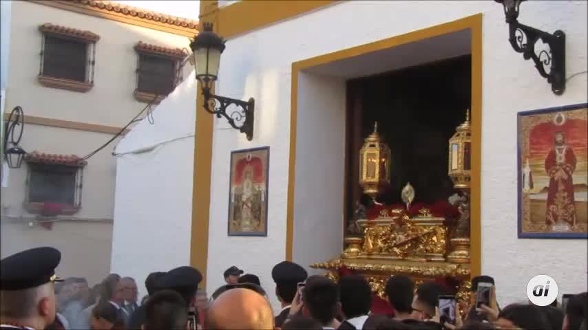 Devoción a raudales en el Martes Santo de Algeciras