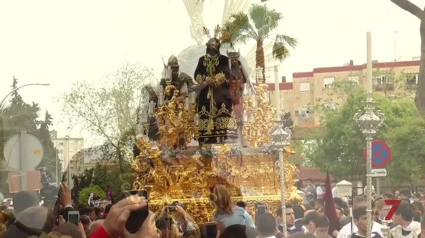 El Miércoles Santo de Jerez en imágenes