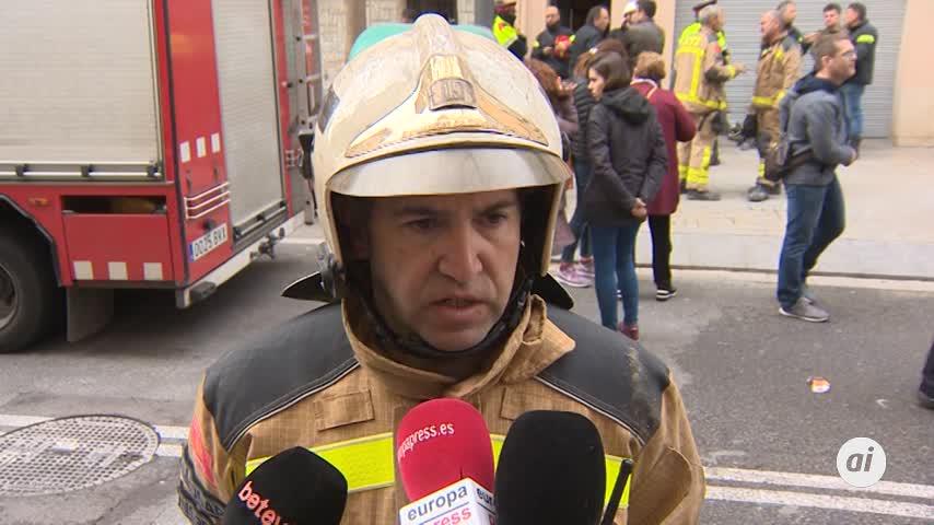Una mujer y sus dos hijos menores mueren en un incendio en Hospitalet