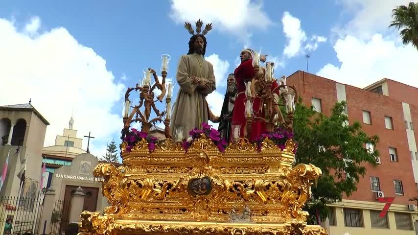 Las imágenes del Jueves Santo de Jerez