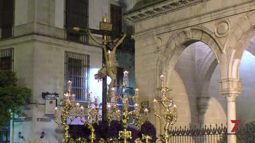 La Noche de Jesús en Jerez, en imágenes
