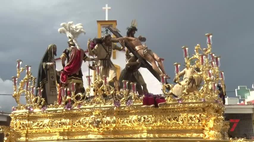 El Viernes Santo de Jerez, en imágenes