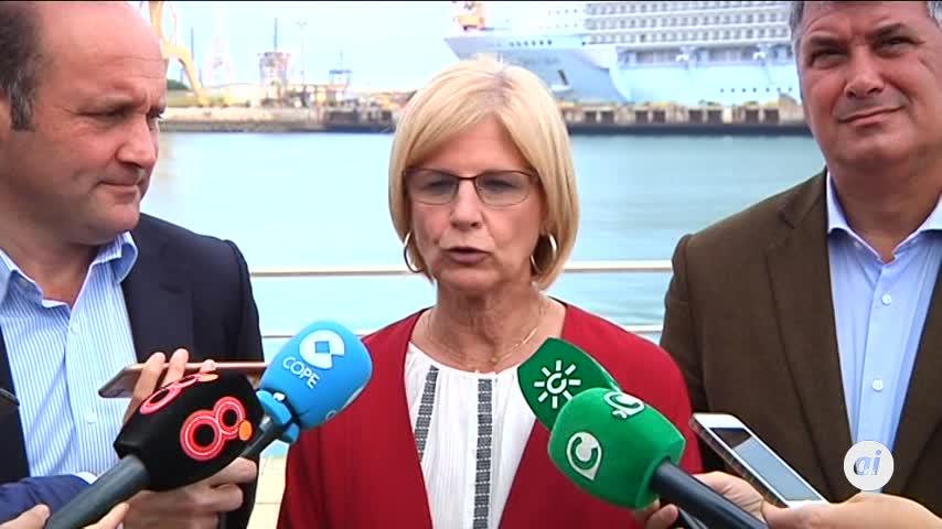 El PP de Cádiz quiere mejorar el empleo en los Astilleros