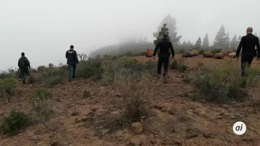 Encuentran los cadáveres de la mujer y niño desaparecidos en Tenerife