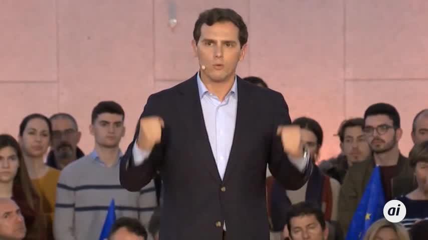 Rivera asegura que Cs ha ganado en los debates