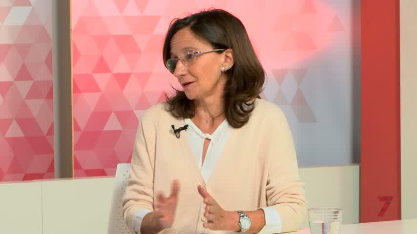 María Márquez, de Unidas Podemos, confía en los resultados de Sevilla