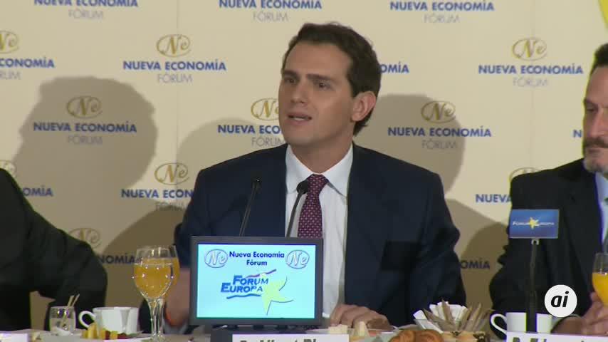 """Rivera replica al PP que piense por qué """"se le van los votantes"""""""