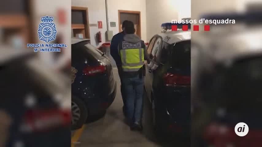 Detenido un sicario polaco cuando intentaba secuestrar a un rival