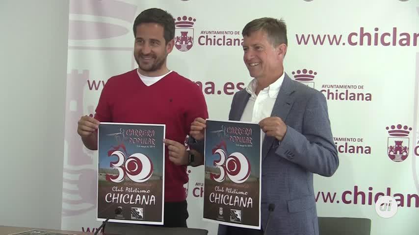 Fiesta del atletismo local por el 30 aniversario del CA Chiclana