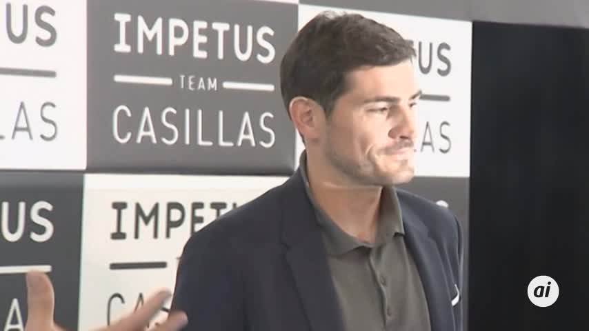 Iker Casillas, ingresado por un infarto en un entrenamiento