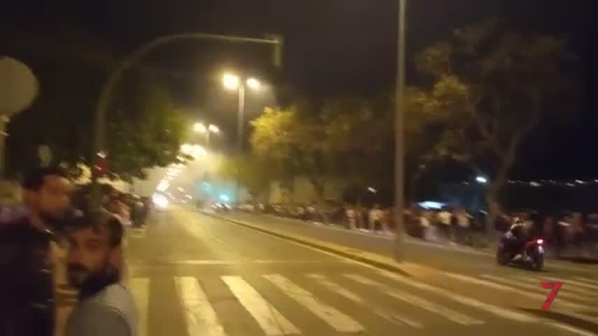Vecinos estallan por las carreras de motos ilegales en Blas Infante