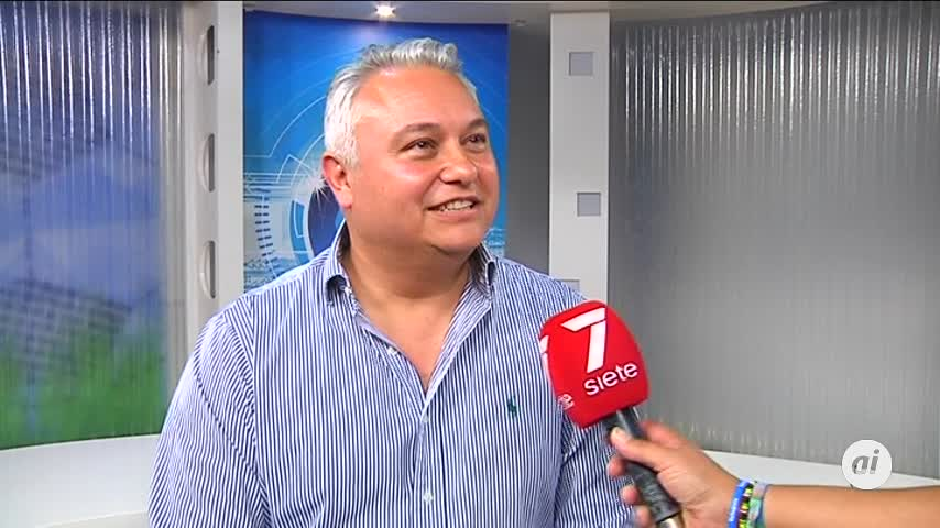 """Villero (Cs): """"Me encantaría ser alcalde de Cádiz"""""""