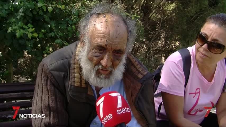 Vicente ya tiene caravana para vivir gracias a la solidaridad de Arcos