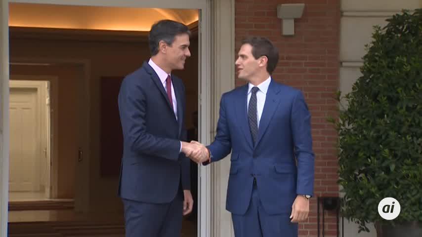 Rivera rechaza una abstención para permitir la investidura de Sánchez