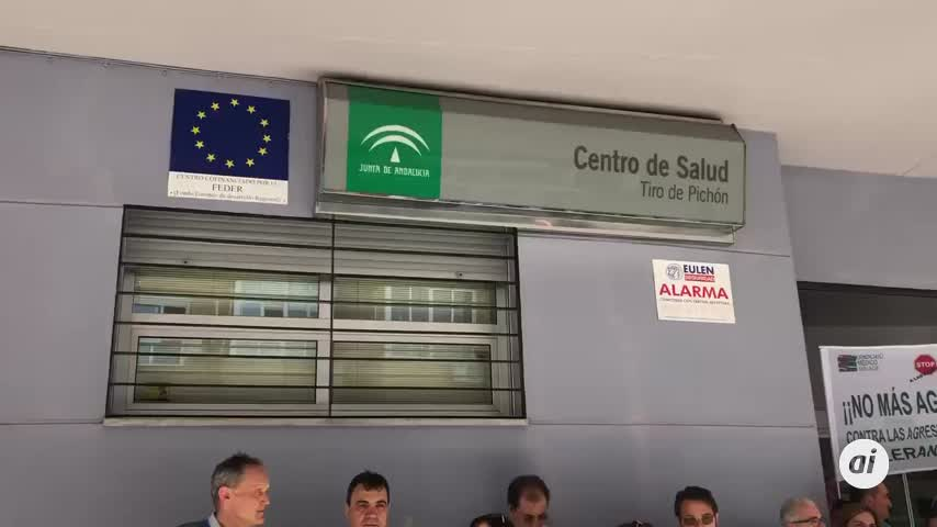 """Preocupación en Málaga por la """"escalada de violencia"""" contra médicos"""
