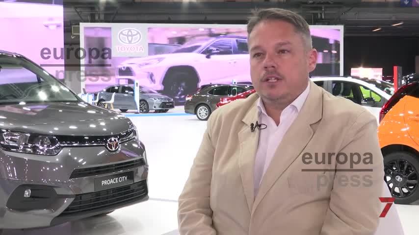 Toyota fabricará dos de sus modelos por primera vez en España