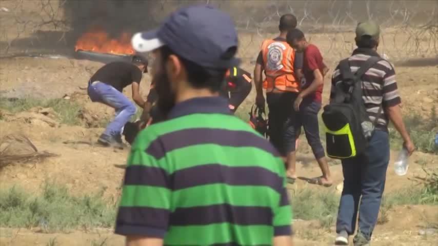 Israel reabre todos los accesos a Gaza antes de la llegada de ayuda