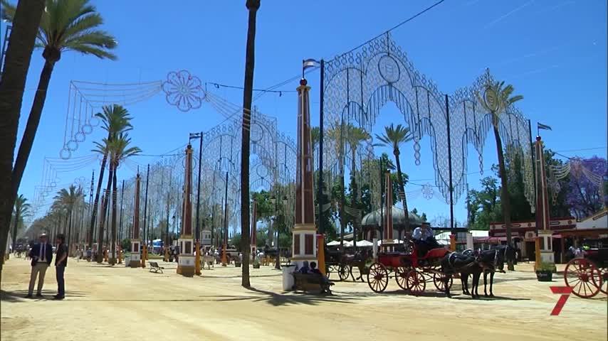 El martes de Feria del Caballo, en 7 TV Jerez