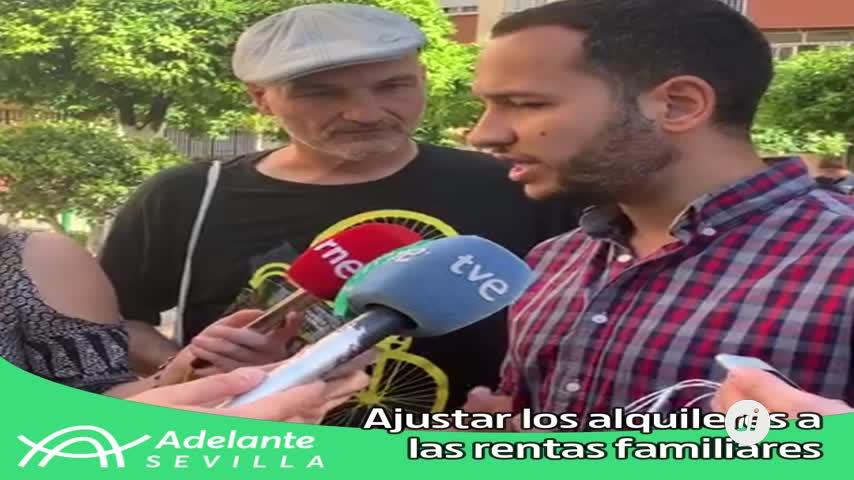 Adelante Sevilla promete destinar a alquiler toda la promoción de VPO