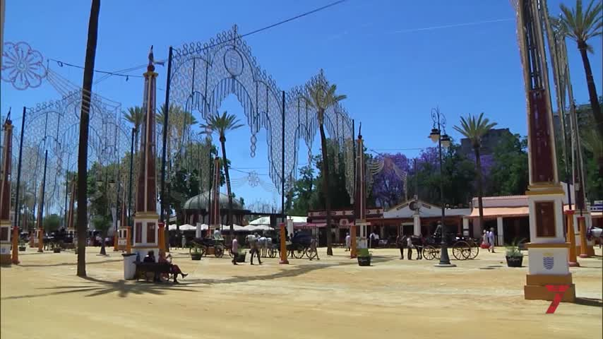 El miércoles de Feria del Caballo, en 7 TV Jerez