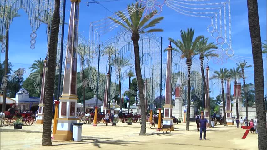 El jueves de Feria del Caballo, en 7 TV Jerez