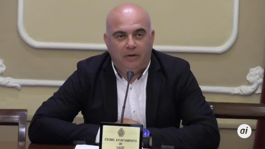 """Navarro acusa a Cs de """"embarrar"""" la gestión municipal con denuncias"""
