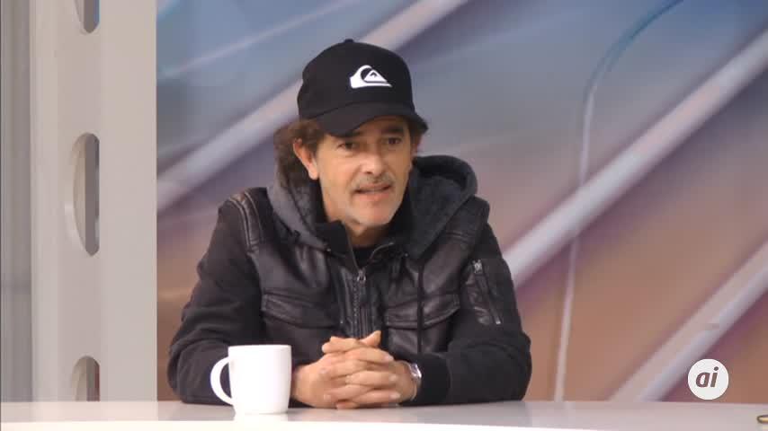 Ratitos inolvidables con Juan Carlos Aragón antes de su gira con Dylan