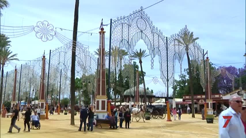 El viernes de la Feria del Caballo, en 7 TV Jerez