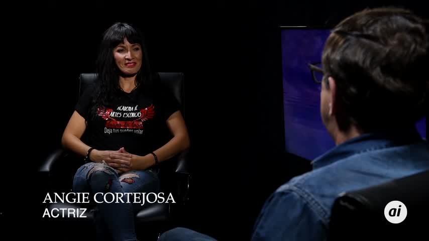 Un Campamento del Arte de la mano de la actriz Angie Cortejosa