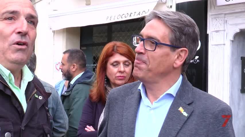 Cuatro miembros de la lista de Vox en Jerez presentan su renuncia