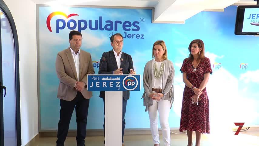 Saldaña sitúa el empleo como prioridad absoluta para Jerez